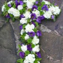 Floral cross (ref. 21)